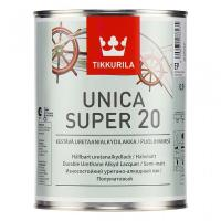 Лак Tikkurila Unica Super 20